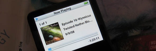 Twisted Nether: Wynnicus Podcast Now Available