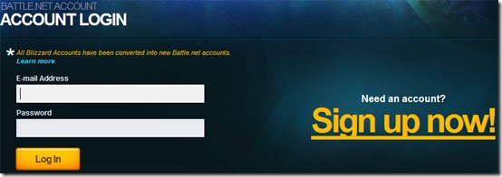 Yes You Can Multi-Box with Battle Net Account Merging