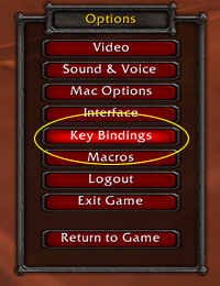 key-bindings