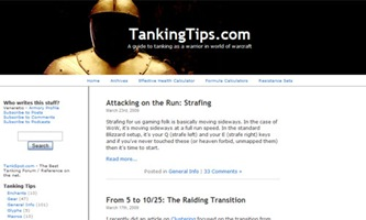 tanking-tips