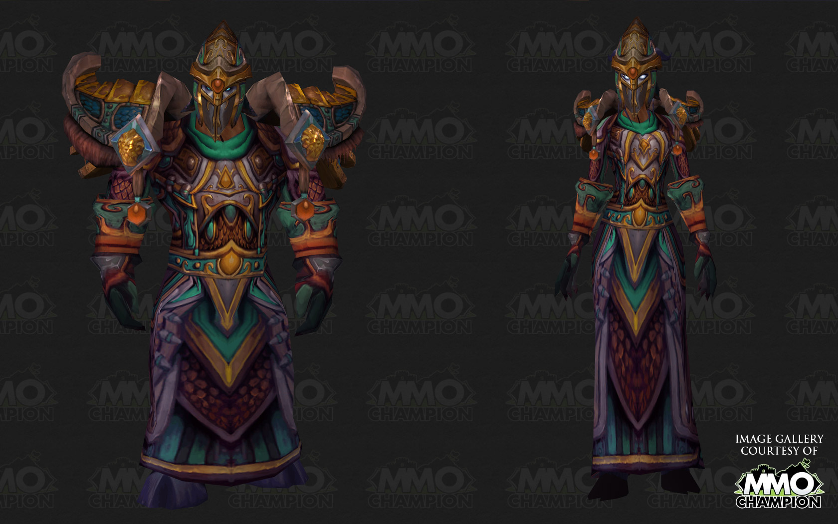 Shaman Tier 9 Aesthetics