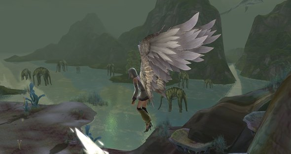 Aion Beta Review From a WoW Player's Perspective