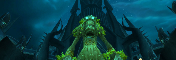 Healing Icecrown From a Druid's Perspective – Part 1
