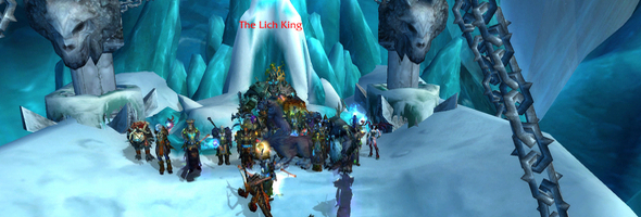 What is missing from the Arthas fight?
