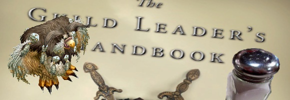 Review: The Guild Leader&rsquo;s Handbook, Mimetir Perspective