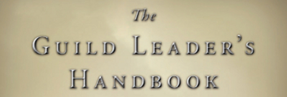 Book Review: The Guild Leader&#8217;s Handbook