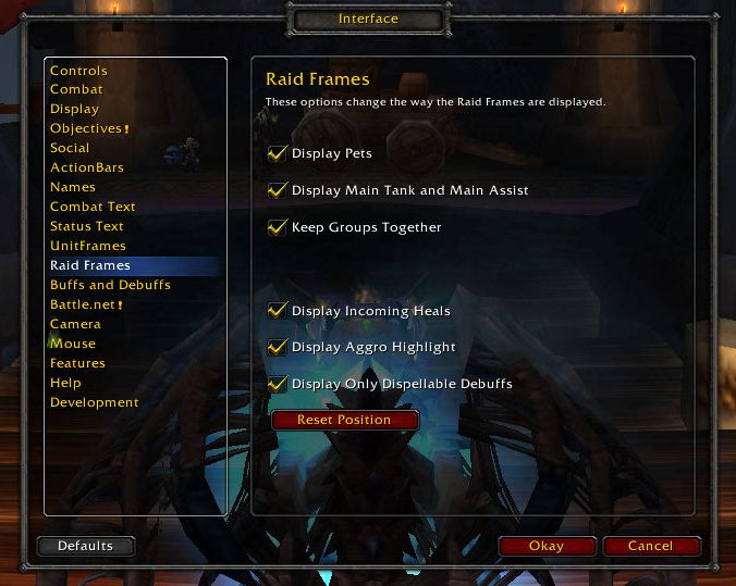Configuring the Healing UI: What's on Your Wishlist?