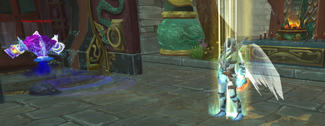 New Priest Glyphs implemented: Val'kyr, Lightspring, Levitate, and Confession