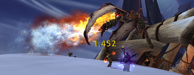 Shadow Priest Warlords Leveling not as Easy