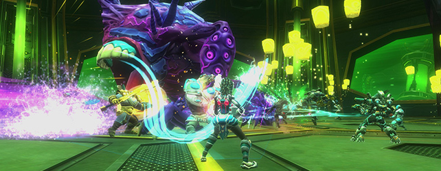 Wildstar is no Threat to World of Warcraft