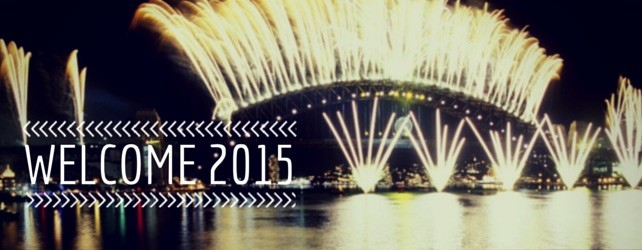 Welcome 2015!