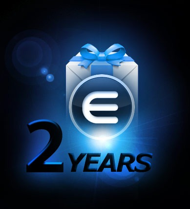 For GMs &#8211;  Enjin 2 year anniversary means 40% off for you